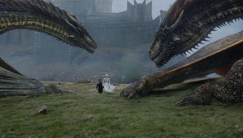 """I draghi di """"Games of Thrones"""" nella realtà sono tre coleotteri"""