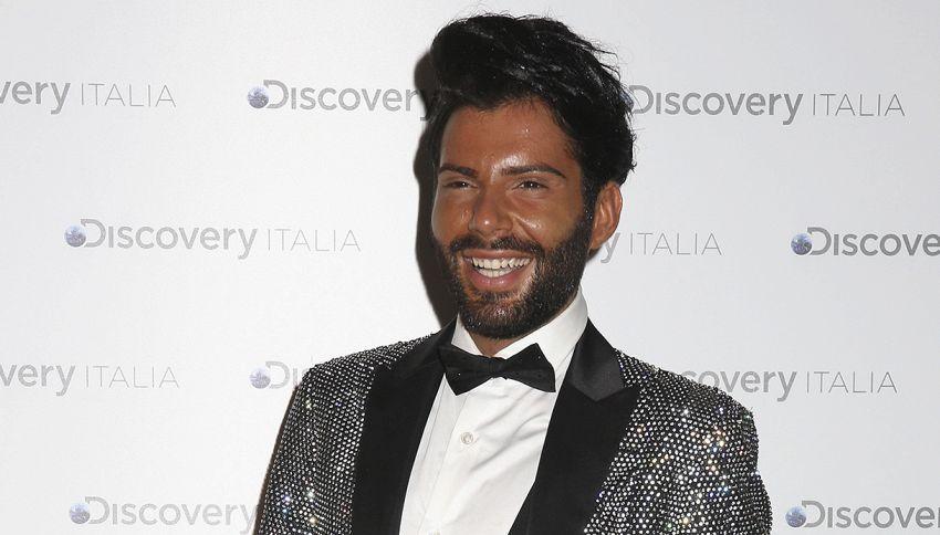 """Chi è Federico Lauri, hair stylist del """"Salone delle meraviglie"""""""