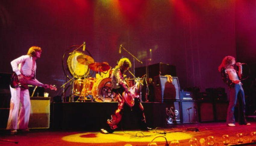 Mezzo secolo con i Led Zeppelin, dal primo album a oggi