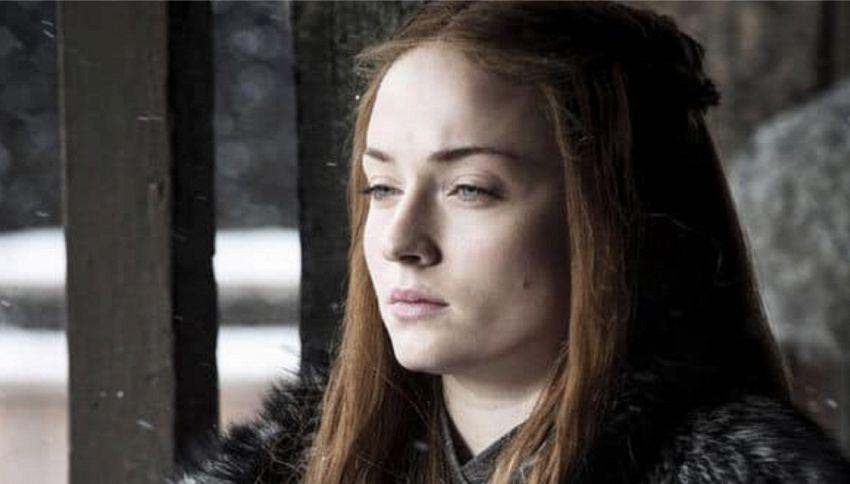 "Ebbene sì, Sansa Stark non poteva lavarsi per ""Game of Thrones"""