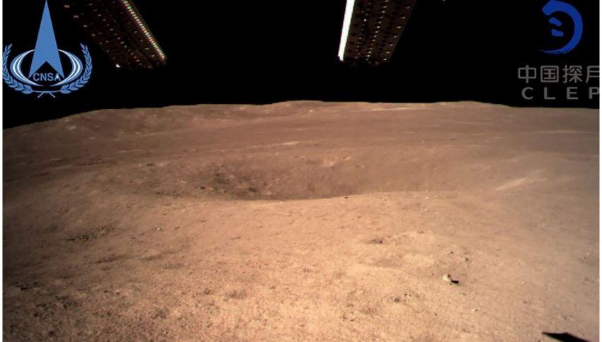A 50 anni dall'Apollo 11, anche la Cina arriva sulla Luna