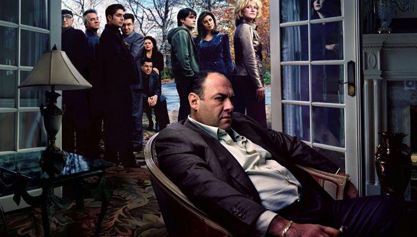 """""""I Soprano"""": la famiglia più incasinata della tv compie 20 anni"""