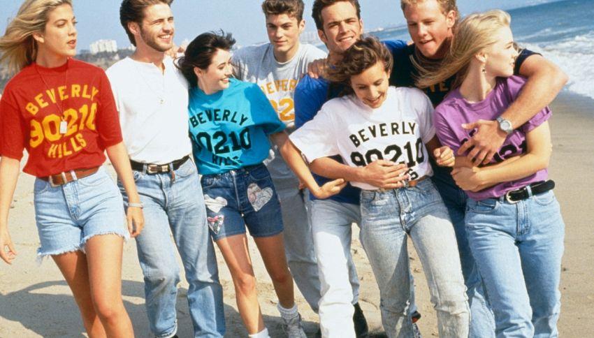 """Tutto vero: il reboot di """"Beverly Hills 90210"""" è ufficiale"""