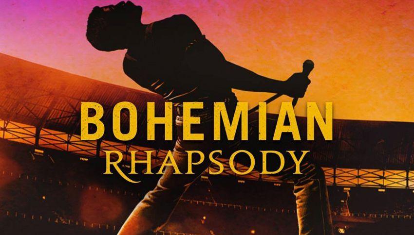 """La colonna sonora di """"Bohemian Rhapsody"""": hit dei Queen e inediti"""
