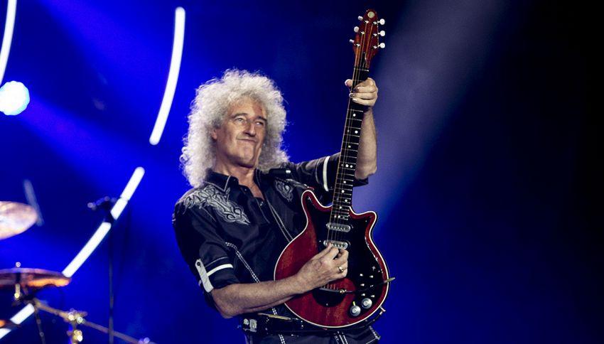 I segreti della Red Special, la chitarra di Brian May dei Queen
