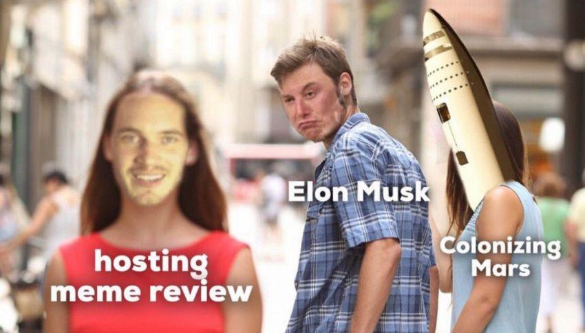 Elon Musk si è messo a recensire meme con lo youtuber PewDiePie