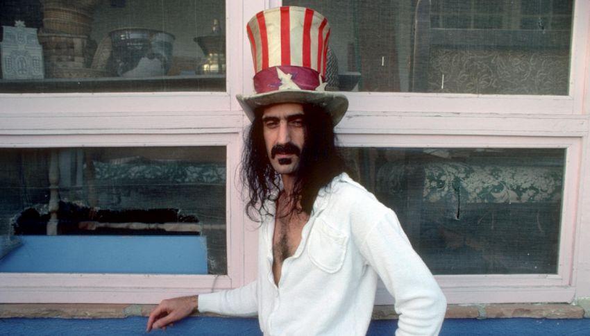 L'ologramma di Frank Zappa andrà in tour mondiale