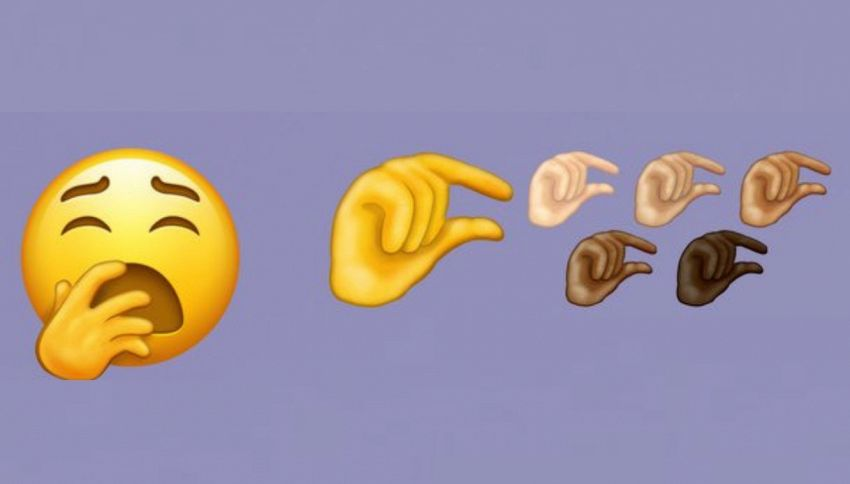 Dall'orango al falafel: le emoji più strane in arrivo