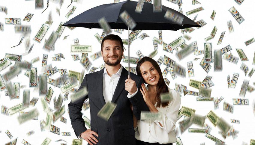 I soldi fanno la felicità, ma attenti a non superare questa cifra