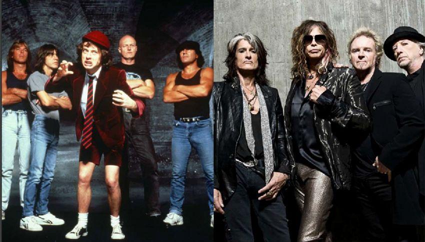 Nozze rock: AC/DC e Aerosmith suonano per Sergio Ramos?