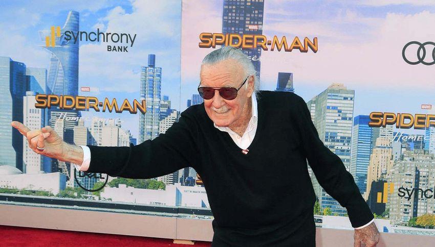 "Ci sarà un cameo di Stan Lee in ""Avengers: Endgame"""