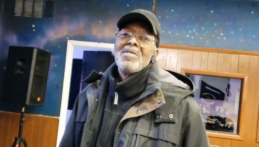 Un signore di 72 anni è la nuova star della musica trap