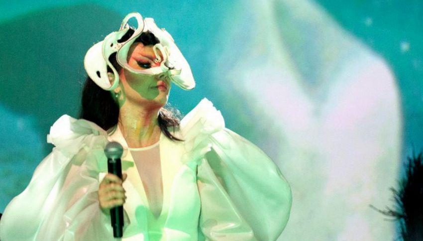 Björk ha deciso di ripubblicare tutti i suoi dischi su cassetta