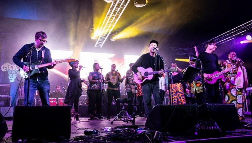 Sorpresa a Londra: i Blur sono tornati a suonare insieme