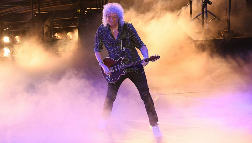 Le stelle di Brian May, chitarrista dei Queen e astrofisico Nasa