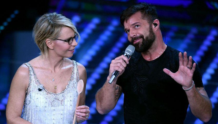 """Ricky Martin è il primo direttore artistico del serale di """"Amici"""""""
