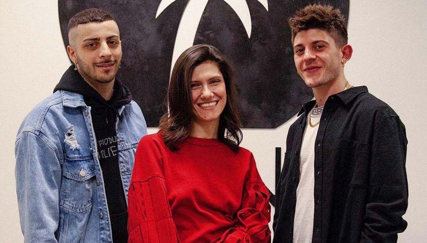 """Rkomi torna con Elisa: esce """"Blu"""", singolo che anticipa l'album"""
