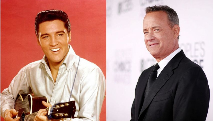 In arrivo un film biopic su Elvis Presley con Tom Hanks