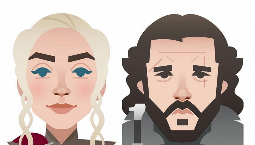 Sono arrivate le emoji di Game of Thrones