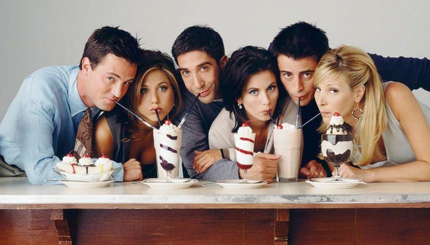 Una cena a base di 'Friends': in libreria il ricettario ufficiale