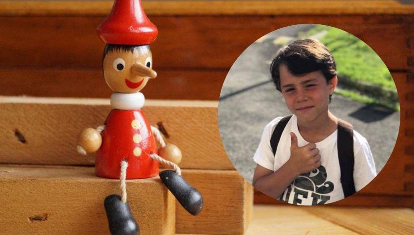 Chi è Federico Ielapi, il Pinocchio di Matteo Garrone