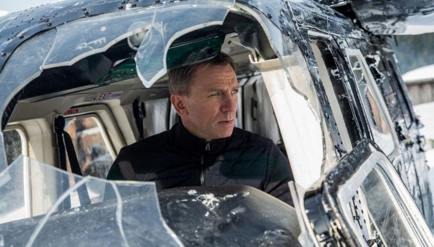 Pare che Danny Boyle volesse uccidere James Bond