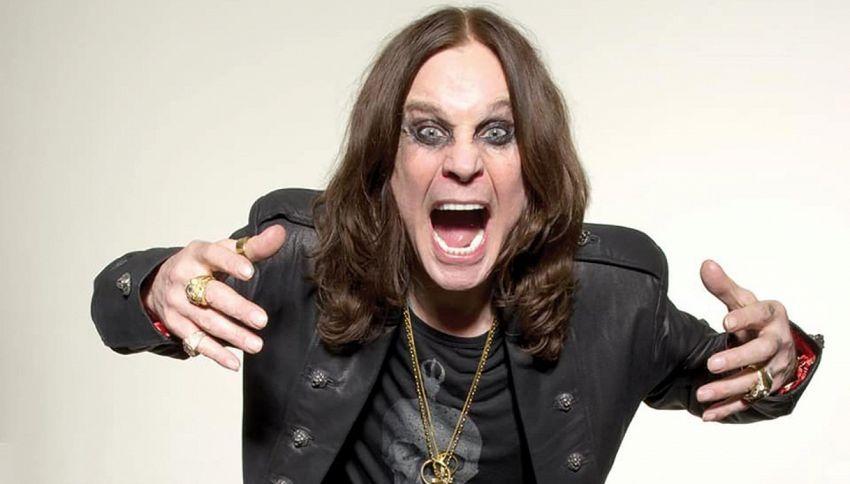 Ozzy Osbourne cavaliere: i fan lanciano una petizione