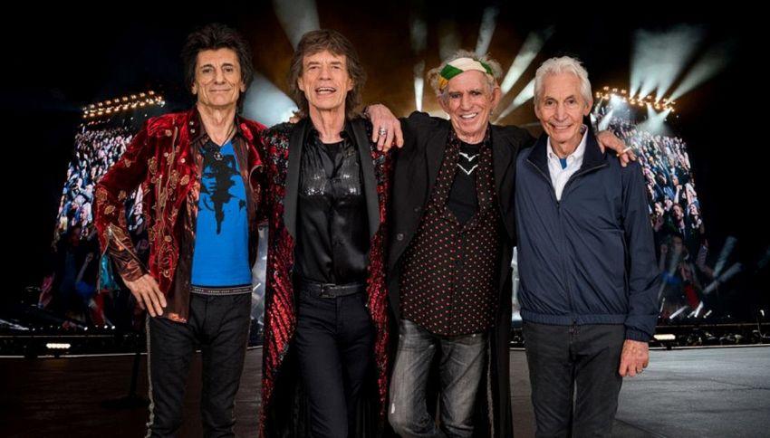 Rolling Stones, nel nuovo album ci sono Ed Sheeran e Dave Grohl