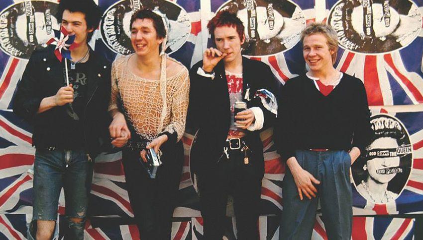 Johnny Rotten dei Sex Pistols non autorizza il biopic