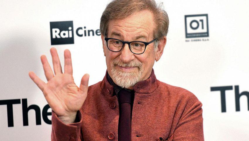 "Netflix ha un nuovo ""hater"": Steven Spielberg"