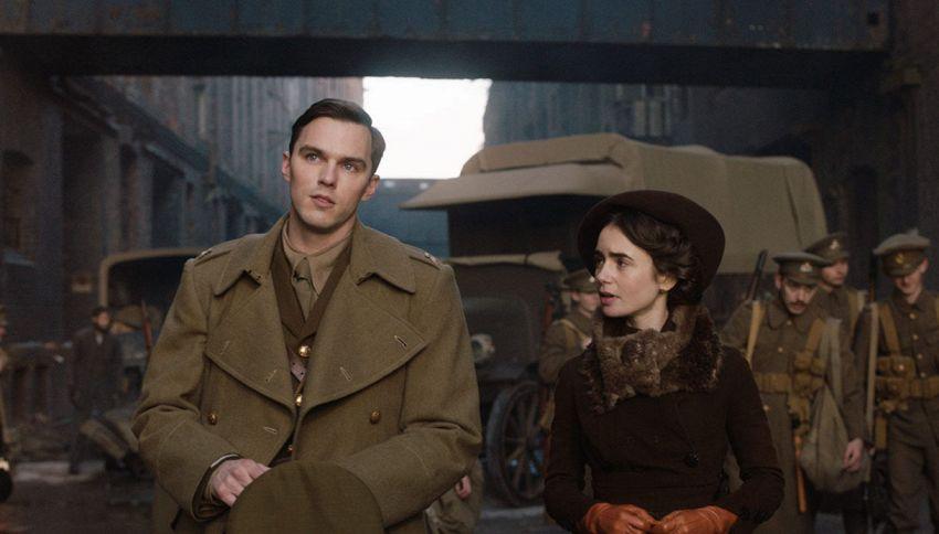 """In arrivo il film su Tolkien, autore de """"Il signore degli Anelli"""""""
