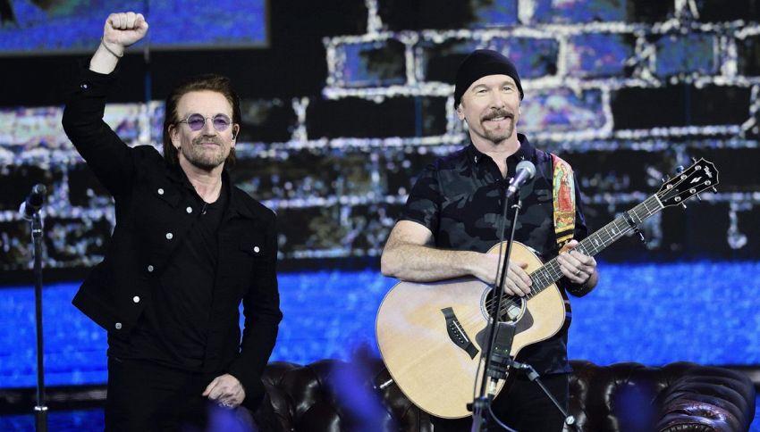 Gli U2 festeggeranno il Record Store Day con un nuovo disco