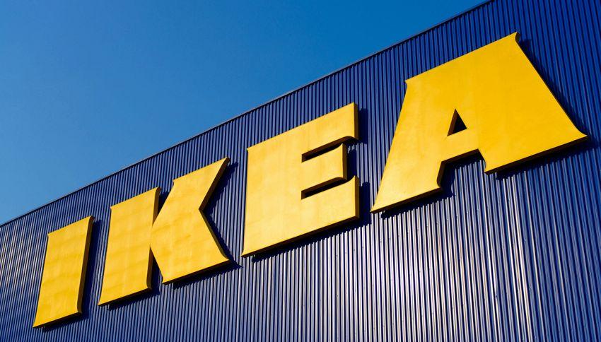 Nuovo logo Ikea: riesci a notare quel piccolo dettaglio?
