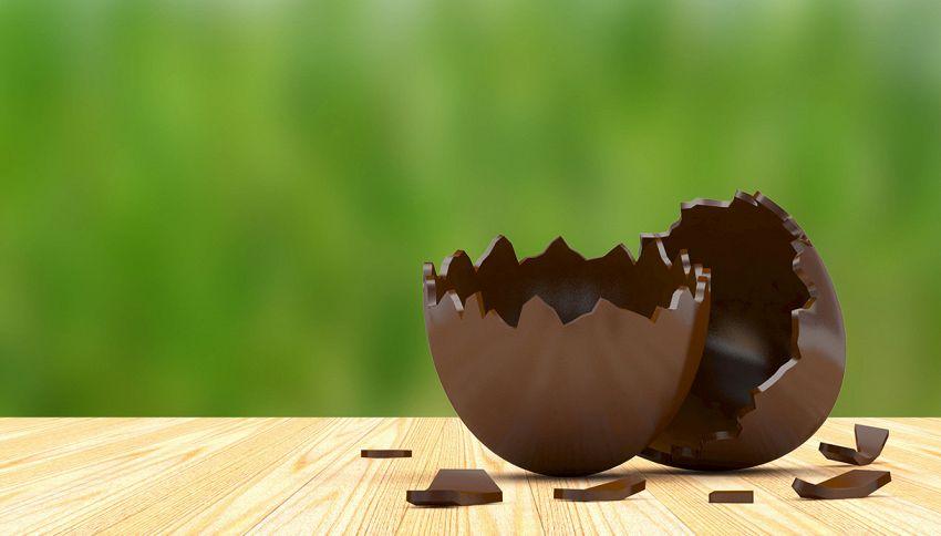 Uova di Pasqua con brutta sorpresa da regalare a suocere ed ex