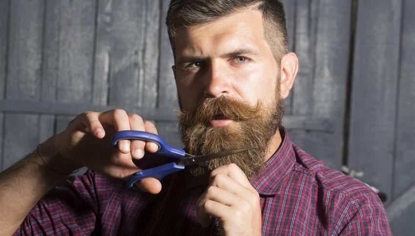 Hai la barba lunga? È ora di tagliarla #lodicelascienza