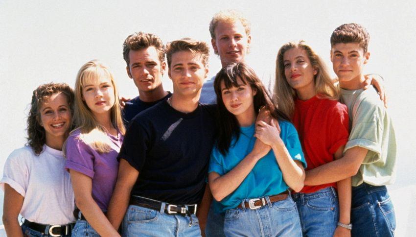 Nel reboot di Beverly Hills 90210 ci sarà anche Shannen Doherty