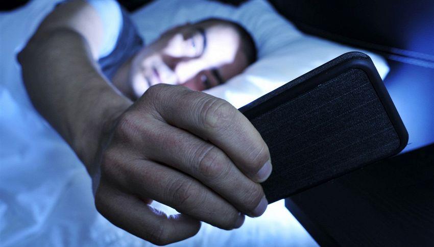 Se resisti una notte senza social il soggiorno in hotel è gratis