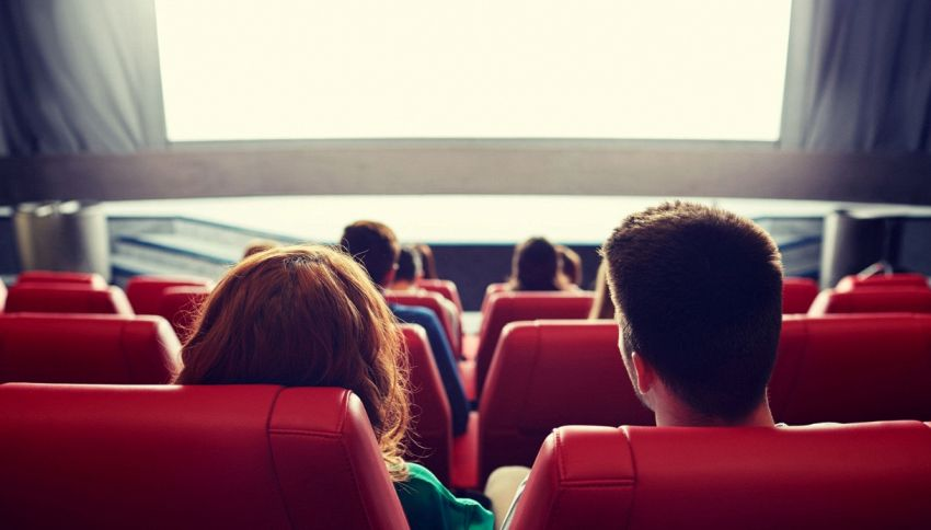 Riecco i CinemaDays: al cinema a soli 3 euro