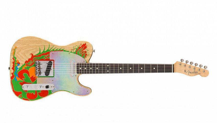 La storia della chitarra di Jimmy Page dei Led Zeppelin