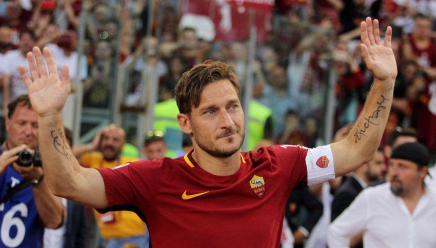 La vita di Francesco Totti diventa una serie tv