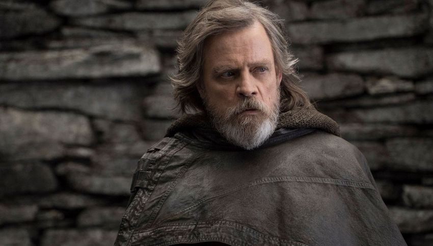 Luke Skywalker è vergine? Risponde Mark Hamill