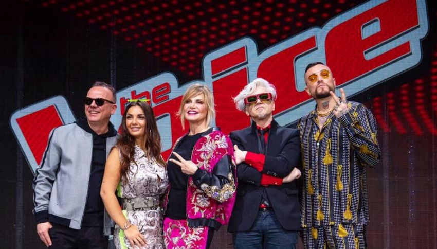 The Voice of Italy 2019 al via: tutte le novità