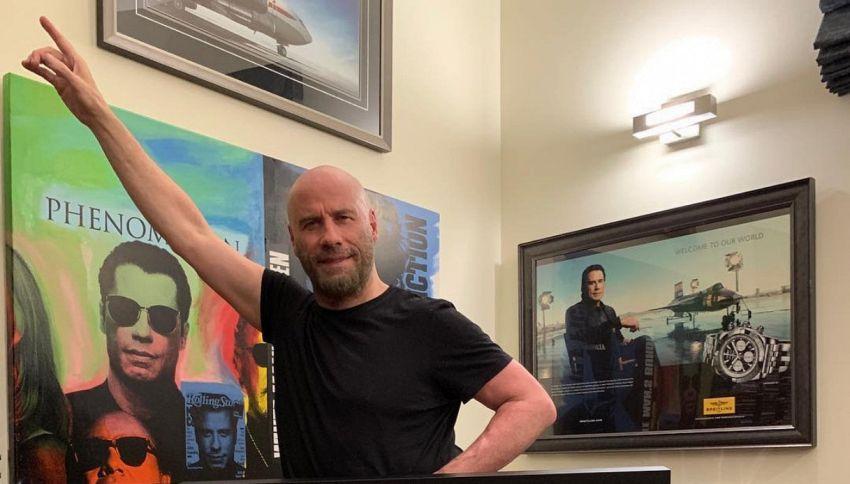 Oltre 40 anni dopo, John Travolta ritorna Tony Manero