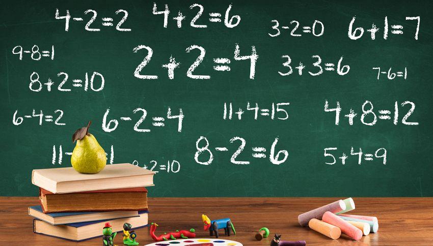 Scommettiamo che non sai quanto fa 5x5+5:5+5?
