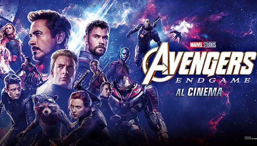 Avengers Endgame batte Titanic: adesso punta Avatar