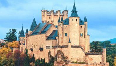 Il castello di Cenerentola esiste davvero