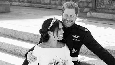 Harry e Meghan: le foto mai viste del matrimonio reale