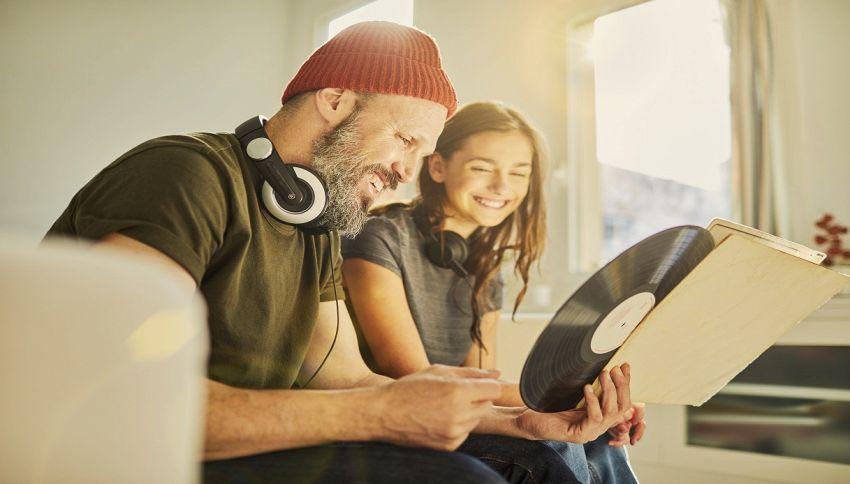 Imparare a conoscersi: il rapporto padre-figlia
