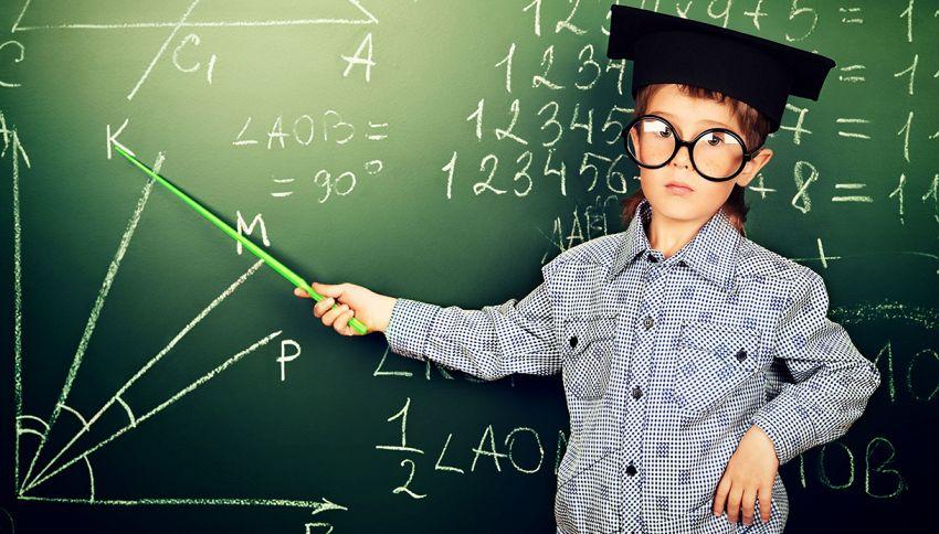 Mettiti alla prova: 3 + 4 = 19, 5 + 6 = 41, 1 + 3 = ?