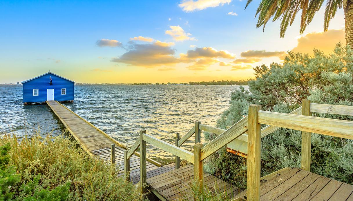 Questa baracca è ora l'edificio più fotografato in Australia